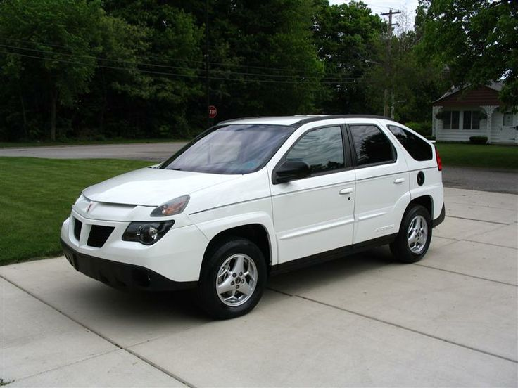 Pontiac Aztek my favorite car in the whole world