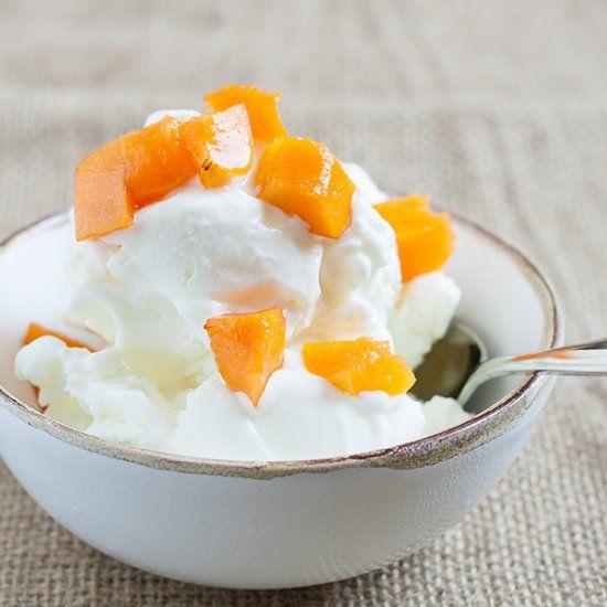 Πανεύκολο+παγωτό+γιαούρτι