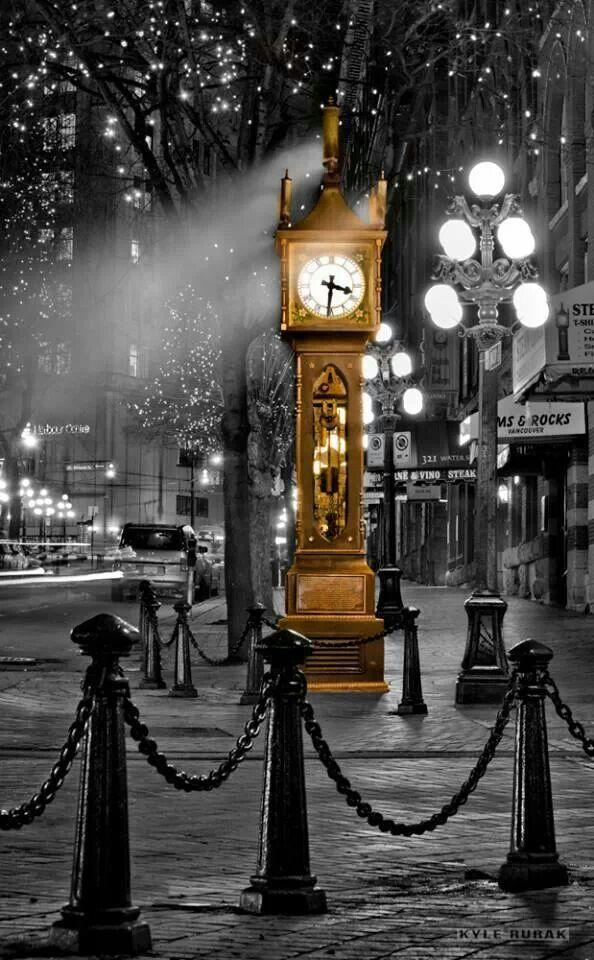 Gastown clock#Vancouver