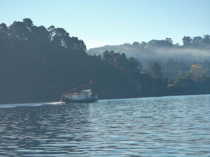 Ernest Kemp, Lake Taupo, NZ