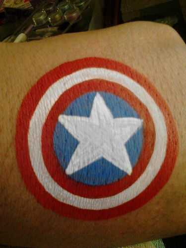 25 best ideas about face paintings on pinterest kids for Americas best paint