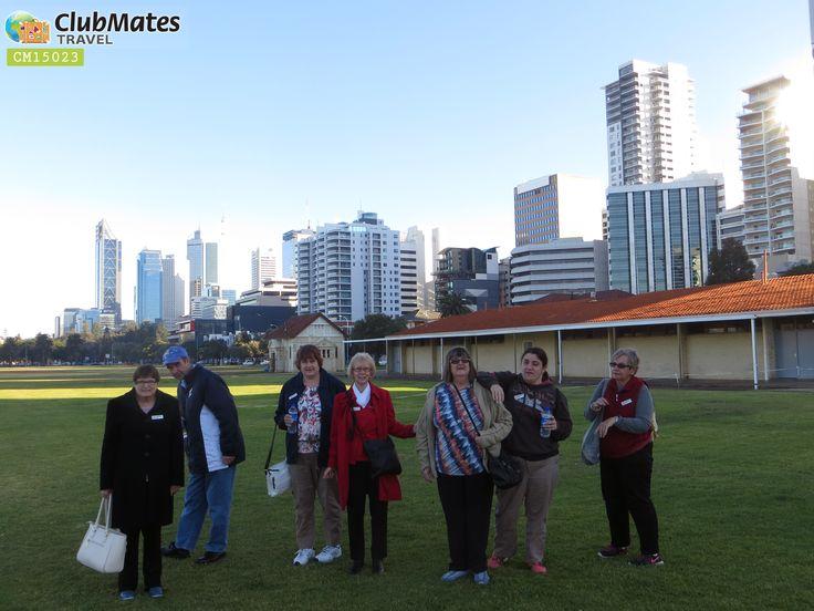 Clubmates @ Fremantle markets