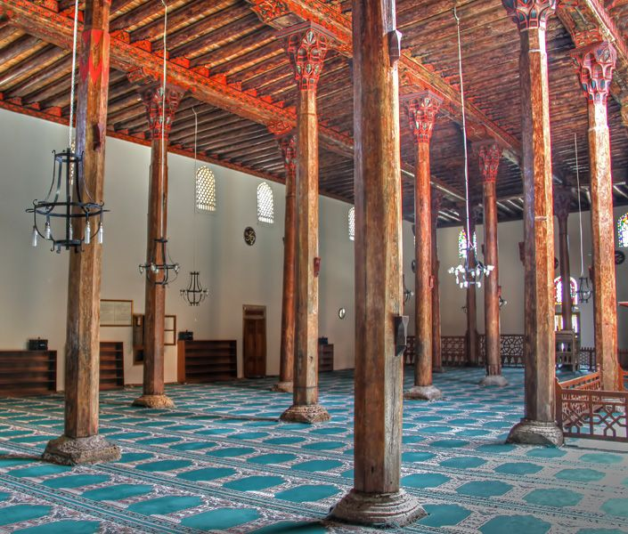 Konya Beyşehir Eşrefoğlu Camii