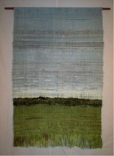 Joanna Close landscape blankets