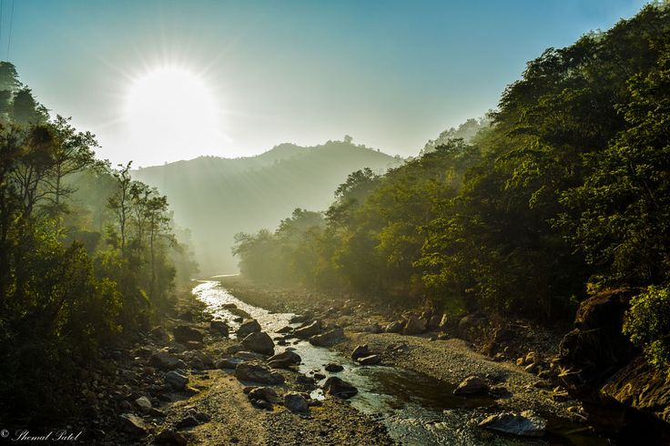 __Rishikesh - Ganges River Water Stream__ by Shemal  Patel on 500px