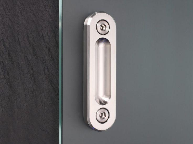 27 best FLUSH PULLS images on Pinterest Doors Stainless