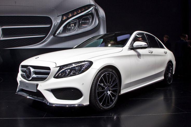 Mercedes C-Class 2014 *I like my sedans with a big body & a big engine... V8 & fast baby! *luxury is how I roll*