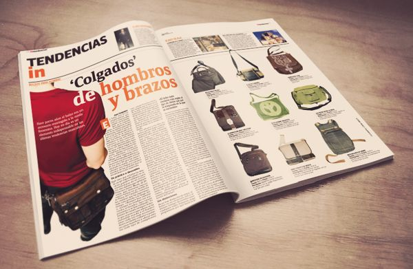 Intendencias™ Magazine Journalism Works by Fran Fernández, via Behance