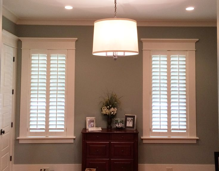 145 best images about plantation shutters on pinterest for Decorating with plantation shutters