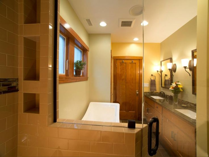 bathroomextraordinary vaulted ceiling lighting nancy. Designer Nancy Snyder Revamped This U002780sstyle Master Bathroom Giving It An Arts Bathroomextraordinary Vaulted Ceiling Lighting I