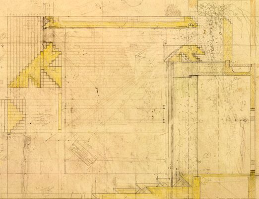 62 best carlo scarpa smaller projects images on for Paper for architectural drawings
