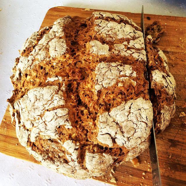 Jamie O's Rye Soda Bread