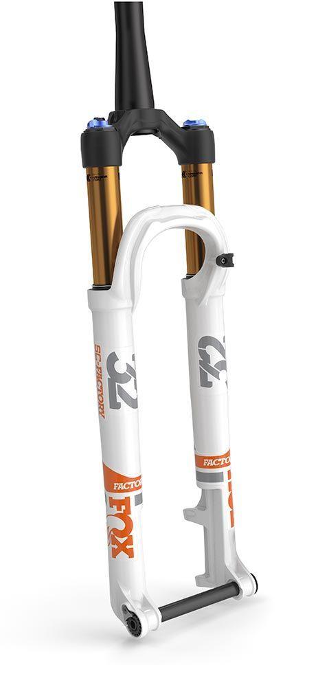 FOX 32 Float SC 27.5 FS 100 Ad Fit4 Federgabel Orange White 2017 - Rider-Store - Die ganze Welt der Bikes & Parts - Mountainbikes, MTB Rahmen und Mountainbike Zubehör von namhaften Herstellern wie Ghost, Pinarello, Yeti, Niner, Mavic und Fox