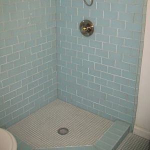 Don T Like The Tile But Basic Design Of Our Shower