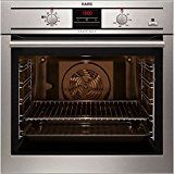 Aeg BE300360KM Built in Single Electric oven Stainless Steel