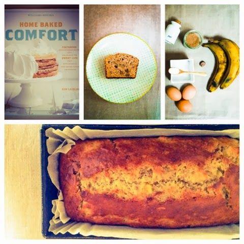 Ein Löffel Salz: Home Baked Comfort: Super Banana Bread