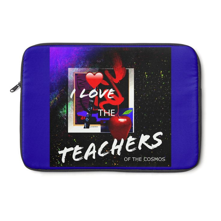 New in our shop! I Love the Teachers of the Cosmos Laptop Sleeve http://kirsteinfineart.myshopify.com/products/i-love-the-teachers-of-the-cosmos-laptop-sleeve?utm_campaign=crowdfire&utm_content=crowdfire&utm_medium=social&utm_source=pinterest