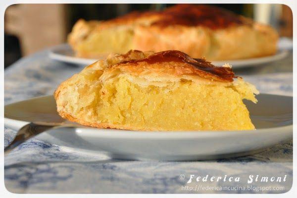 Galette des Rois ( con farina di mandorle) | La cucina di Federica