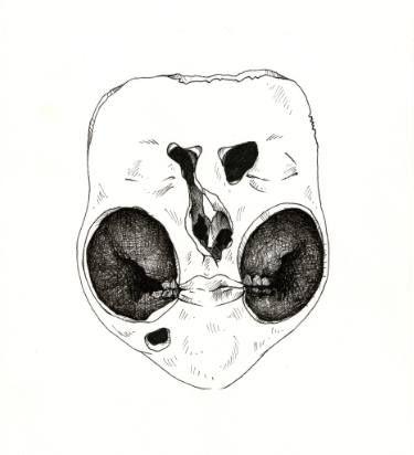 "Saatchi Art Artist TRIANTAFYLIA VASSOU; Drawing, ""Decomposition"" #art"