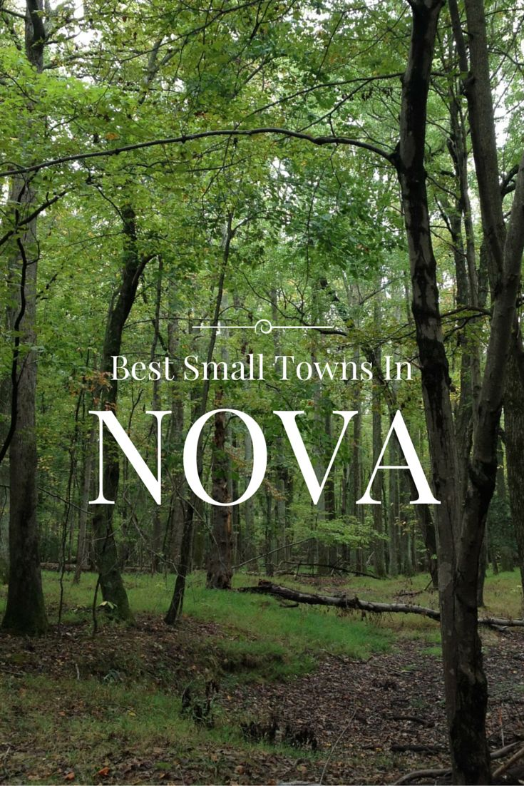How many of the best small towns in Northern Virginia can you name? Check out this comprehensive list and guide to NOVA.