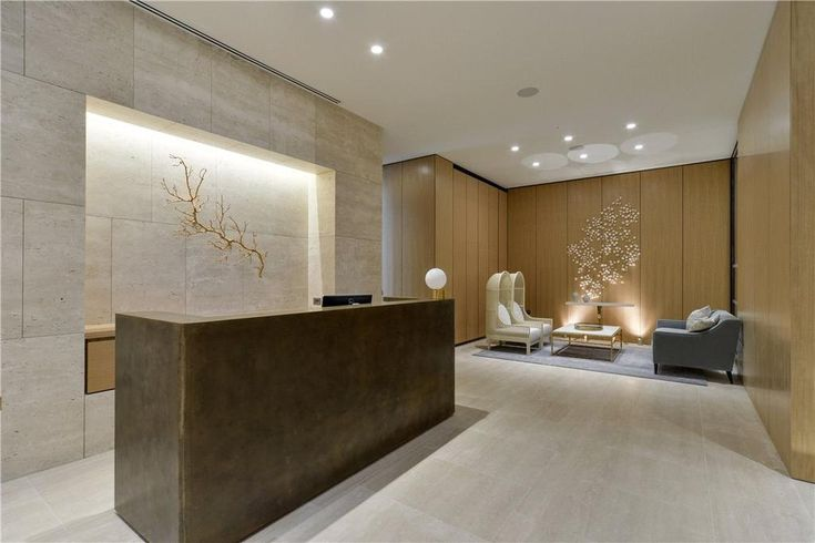 1 Kensington, London: Spa Reception                                                                                                                                                      More