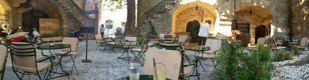 Rhodes...old town