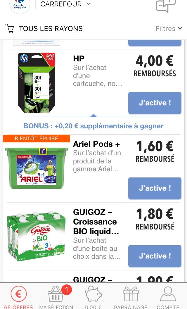Supermarches Ou Denicher Des Coupons De Reduction Sur Internet