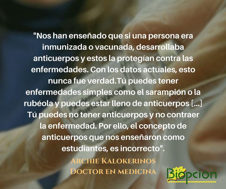 Vacunas y anticuerpos