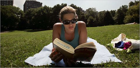 Do you know students who like contests and love to read? Check out this summer reading contest from The New York Times.