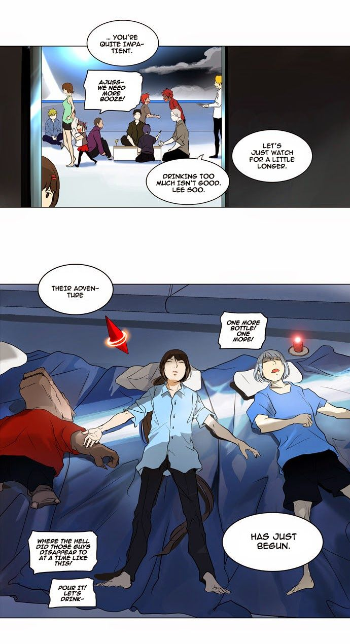 Read manga Tower of God 187 online in high quality Tower