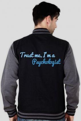 Trust me, I'm a psychologist - bluza, 154,00 zł, #psychologia, #psychology, #psychopraca, #cupsell, #gifts, #prezenty, #trustme