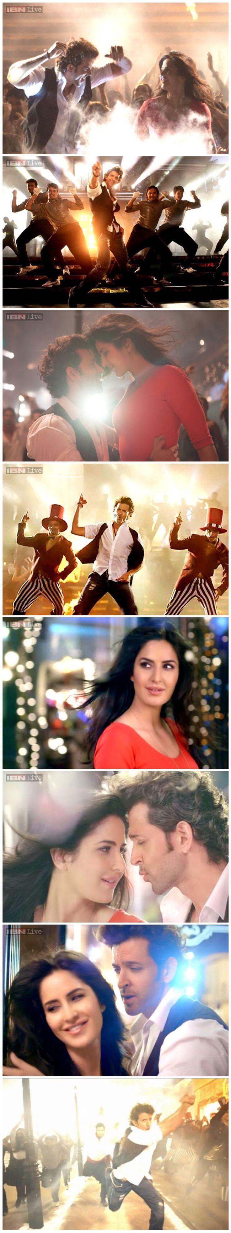 'Tu Meri Mai Tera' first stills: Will Hrithik Roshan-Katrina Kaif's chemistry work !.