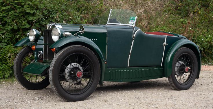 1930 MG M-Type - Sussex Sports Cars