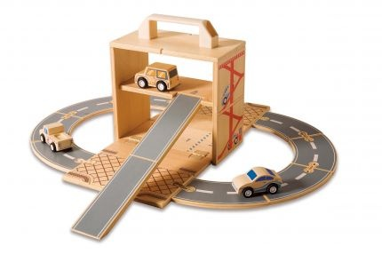 Boxset Car - The Wooden Toy Box Store