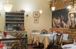 Εστιατόριο Φρύνη στο Μώλο.