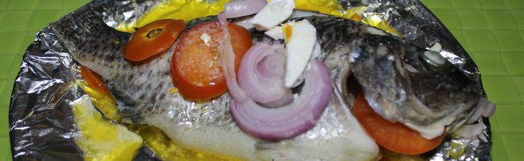 Steamed Tilapia Recipe