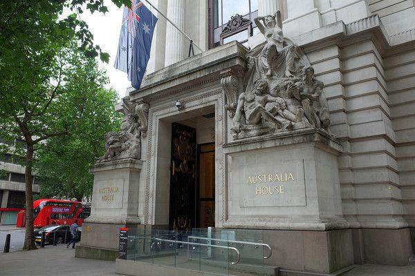 Australia House (London, England) - 20 Pilgrimages 'Harry Potter' Fans Must Take - Photos