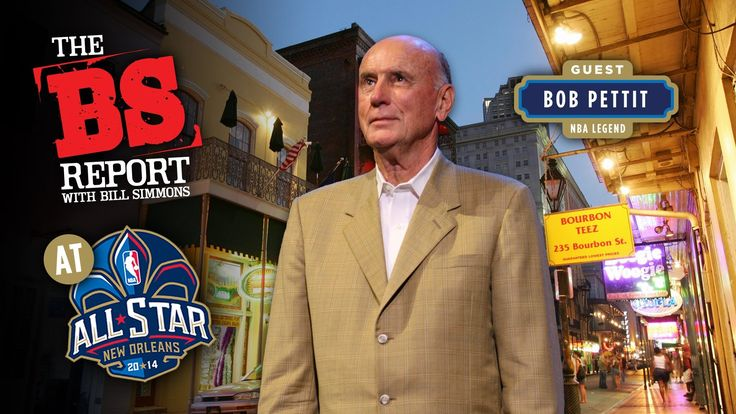 NBA Legend Bob Pettit on Fights, Bill Russell, and Pro Players with Day ...