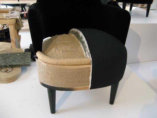 london design festival 08: tom dixon 'wingback' chair