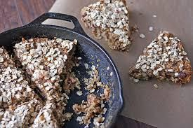 Fruit and Nut Oatmeal Squares. Cut the fat, sugar and preservatives of store bought bars, make your own. www.farmfoodieandfitness.com photo credit: www.veggiesbycandlelight.com
