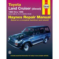 Toyota Landcruiser  HJ60, HJ61, HJ70, HJ75, HZJ80, HDJ80 Diesel with MPN HA92751