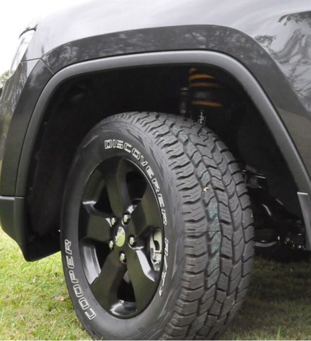Built Jeep Grand Cherokee WK2 by Murchison Products ...