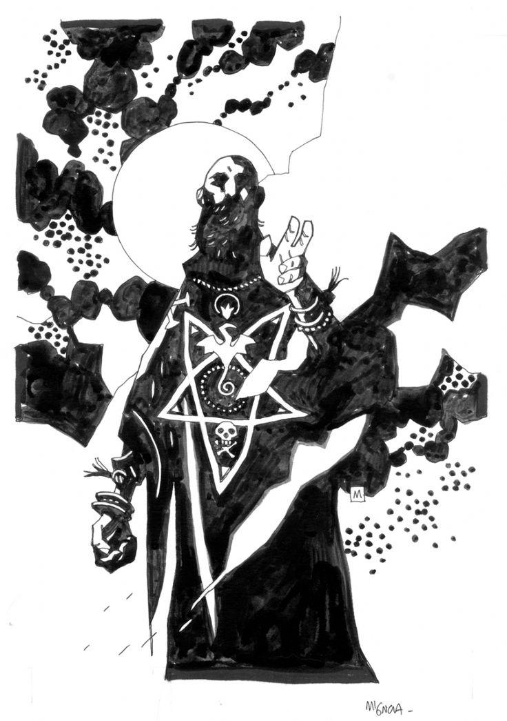 Rasputin by Mike Mignola