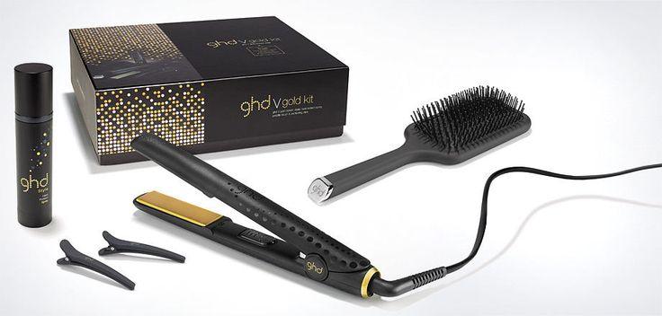 GHD V gold kit