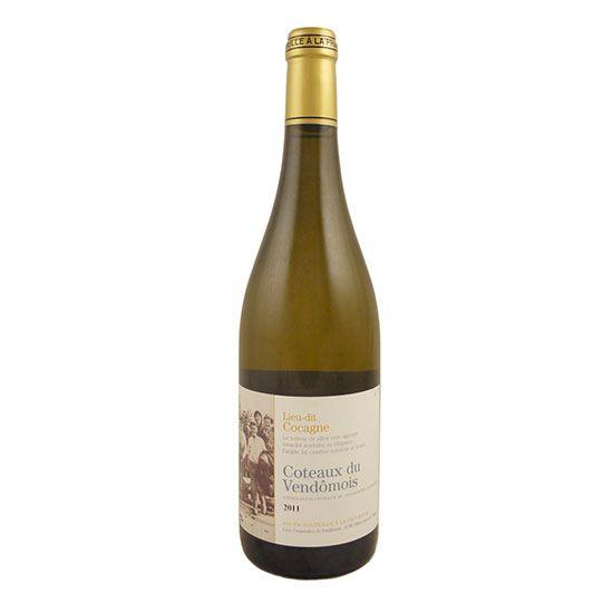 2011 Cave de Vendôme Blanc Lieu-Dit Cocagne.  A must try, love Chenin Blanc.