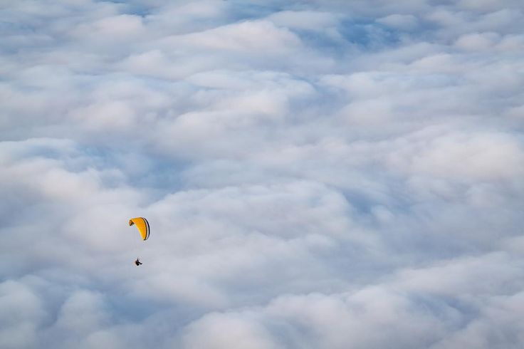 Life is better above the #clouds! : @sony #alpha99II #paragliding #aerial #abovetheclouds #aboveandbeyond #cloudporn #salzburg #visitsalzburg #visitaustria #salzburgerland @visitsalzburg @salzburgerland #flying #sonyalpha99II #tamron150600mm