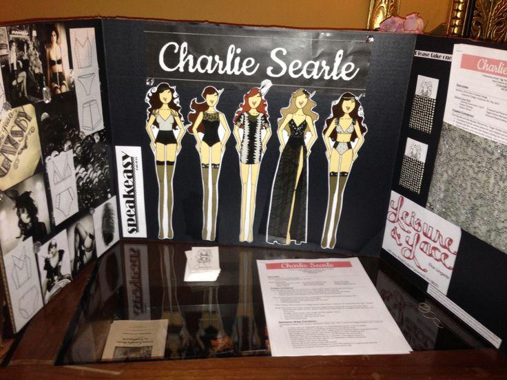 Senior Fashion Designer Charlie Searle S Vision Board