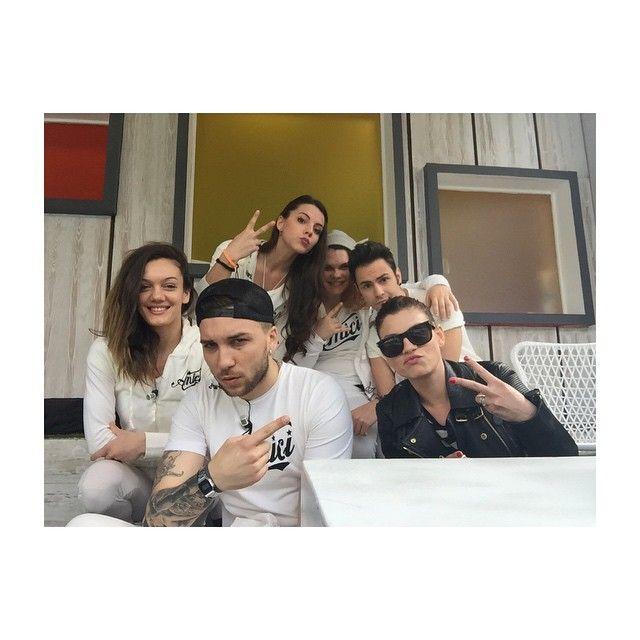 #EmmaMarrone Emma Marrone: Al lavoro !!!!!! #bianchi #amici14 @amiciufficiale