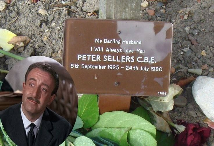 Peter Sellers, CBE, born Richard Henry Sellers (September 8, 1925 – July 24, 1980) was an English film actor, comedian and singer. He performed in the BBC Radio comedy series The Goon Show, featured on a number of hit comic songs and became known to a worldwide audience through his many film characterisations, among them Chief Inspector Clouseau in The Pink Panther series of films.