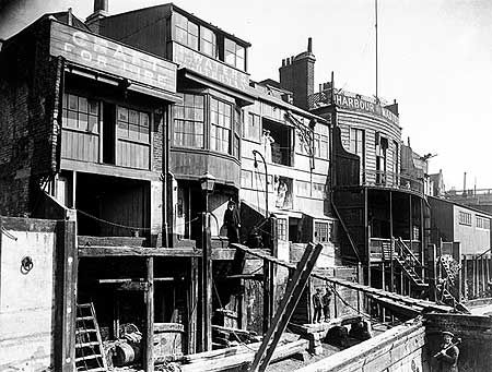Broadway Wharf, Limehouse